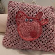 Receita - Almofada Peppa Pig