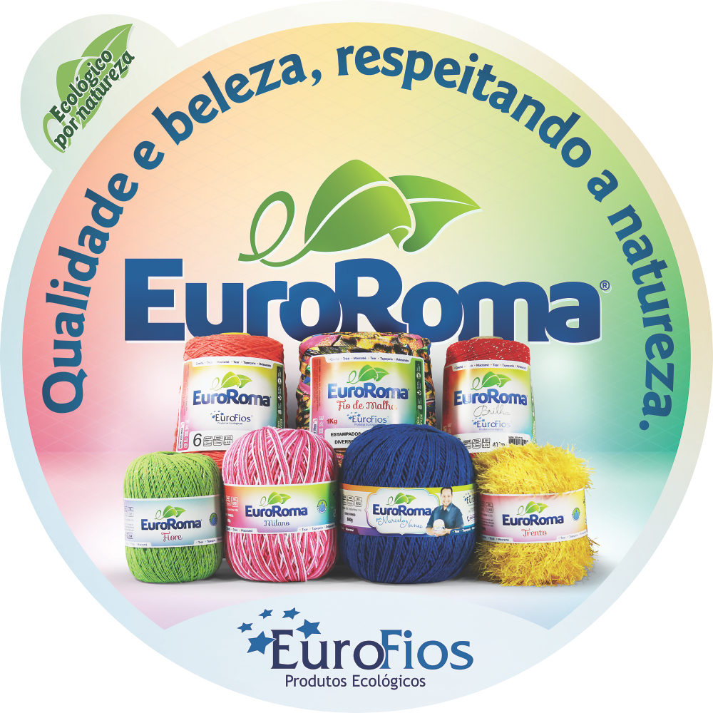 EuroRoma Redondo com aba